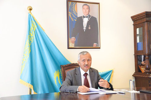 The trade turnover between Kazakhstan and Oman made up $372 million last year