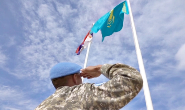Kazakhstan Preparing Its Second Peacekeeping Mission to Lebanon