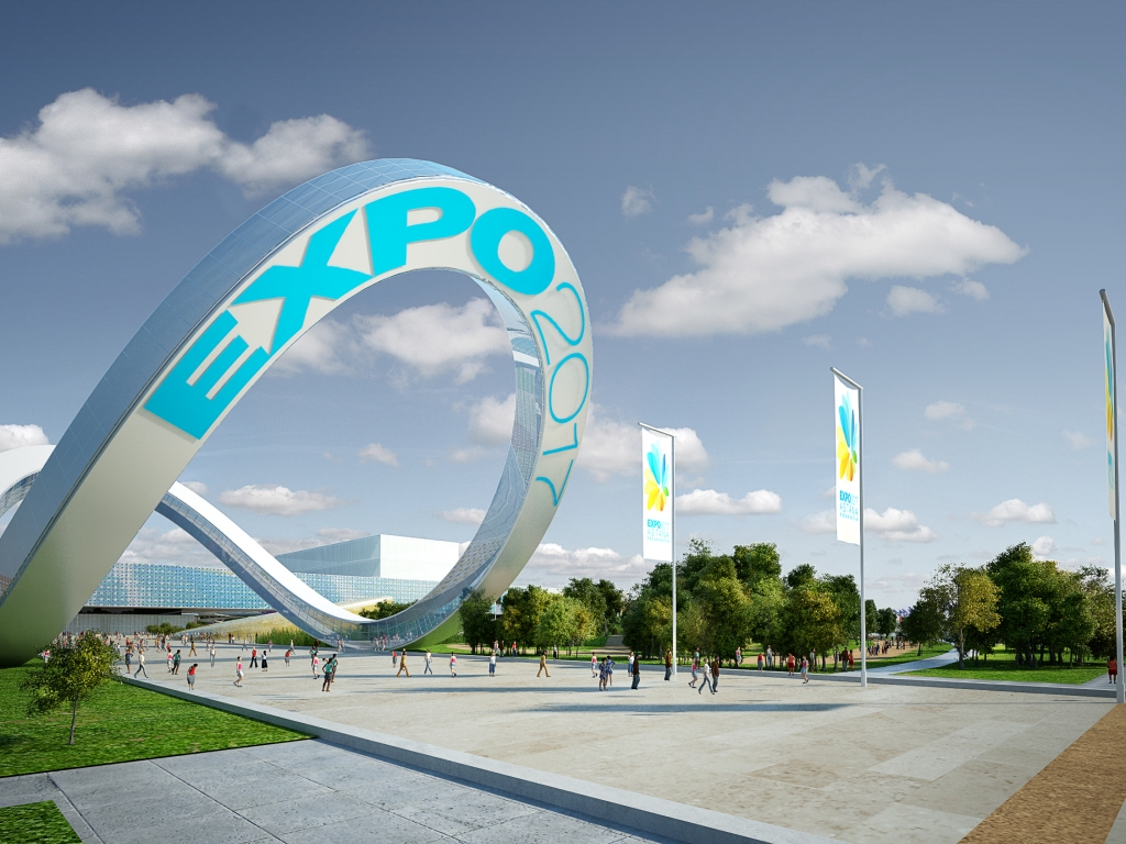 Expo 2017 road show has reached Holland