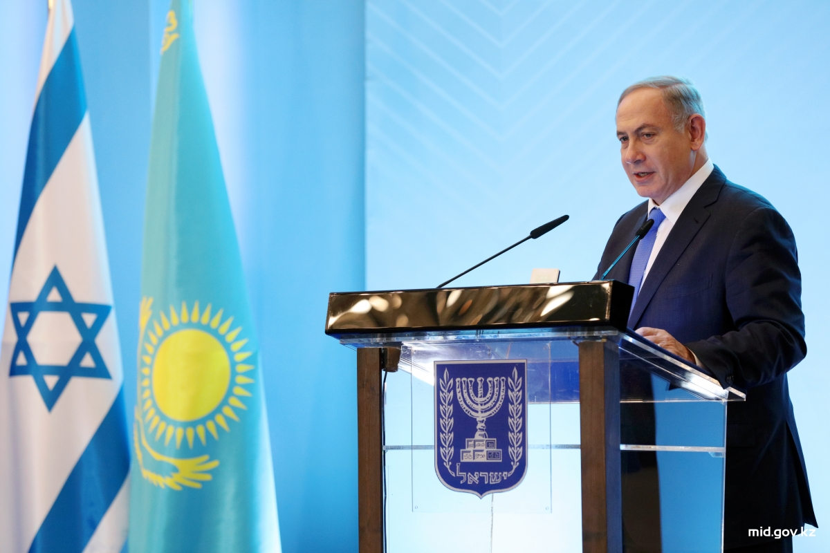 COOPERATION BETWEEN KAZAKHSTAN AND ISRAEL