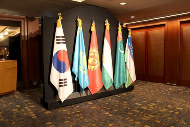 COOPERATION BETWEEN SOUTH KOREA AND CENTRAL ASIAN COUNTRIES
