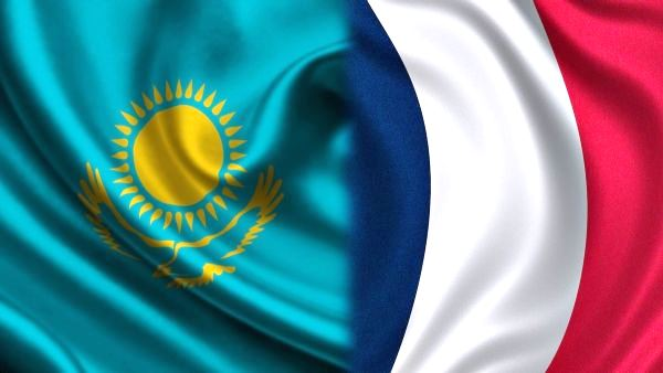FRANCE, KAZAKHSTAN REACH NEW LEVEL OF COOPERATION