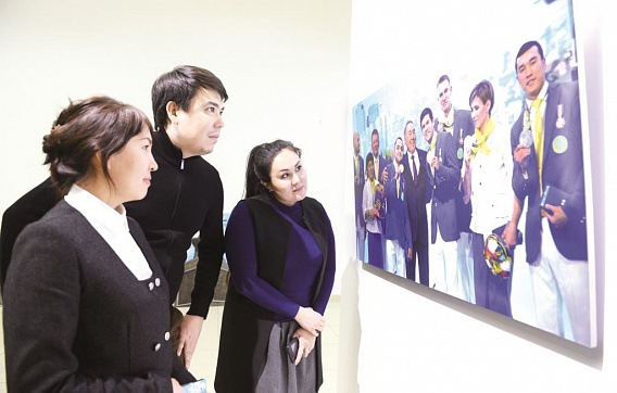 Photo exhibition marks 25th anniversary of Independence