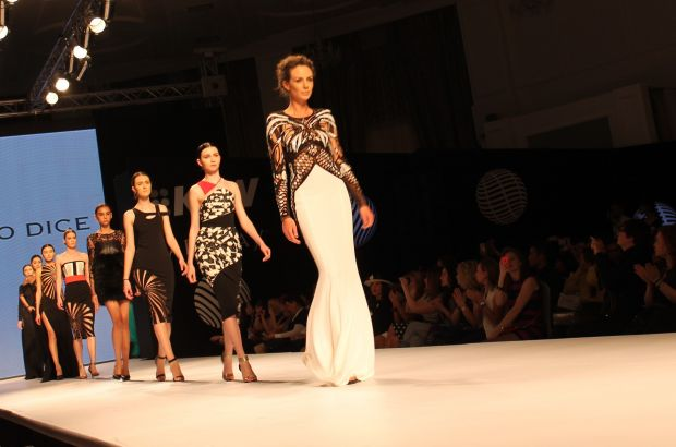 Kazakhstan fashion week was held in Astana