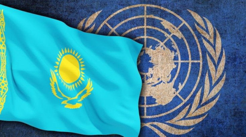 KAZAKHSTAN'S CHAIRMANSHIP IN UN ECONOMIC COMMISSION FOR EUROPE