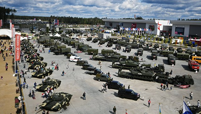 Great export potential of Kazakhstan's military products