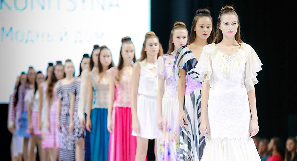 KAZAKH DESIGNERS AT ROMA FASHION WEEK