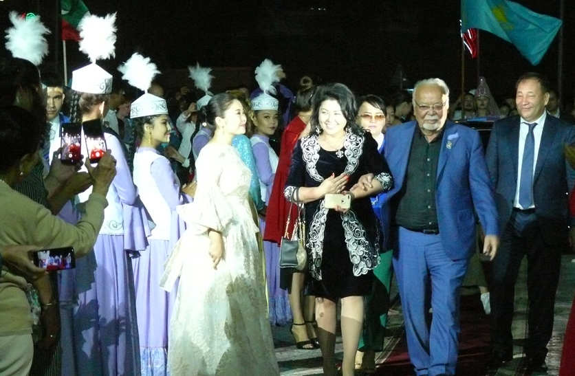 Aktau hosted the second international Theater Festival of the Caspian Countries