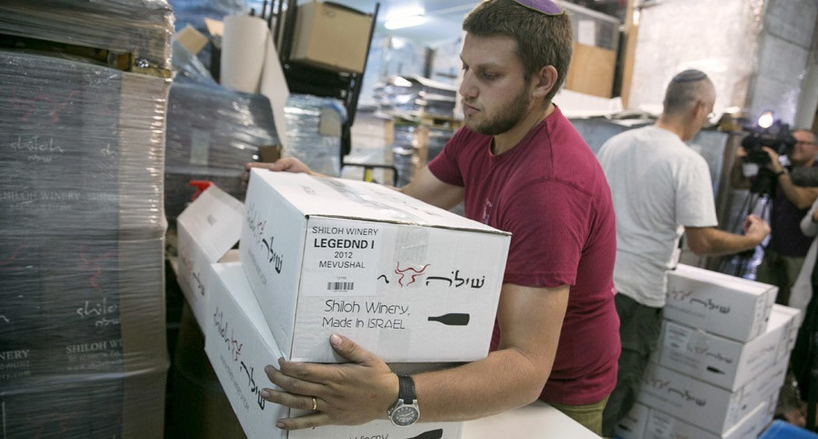 France orders clear labeling of goods from Israeli settlements