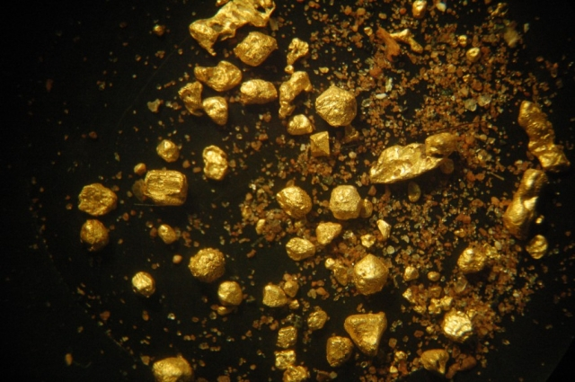 Two gold processing factories are being built in Akmola region