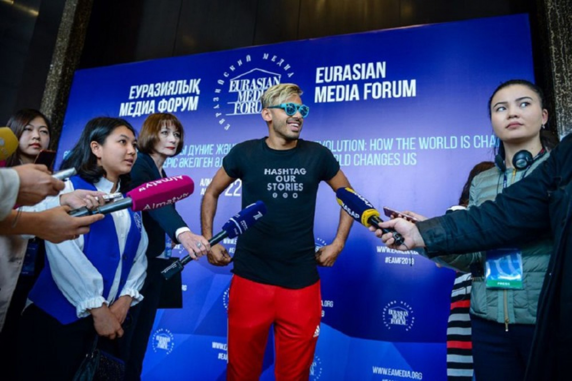 Experts to Discuss Modern Media Trends at 16th Eurasian Media Forum in Almaty