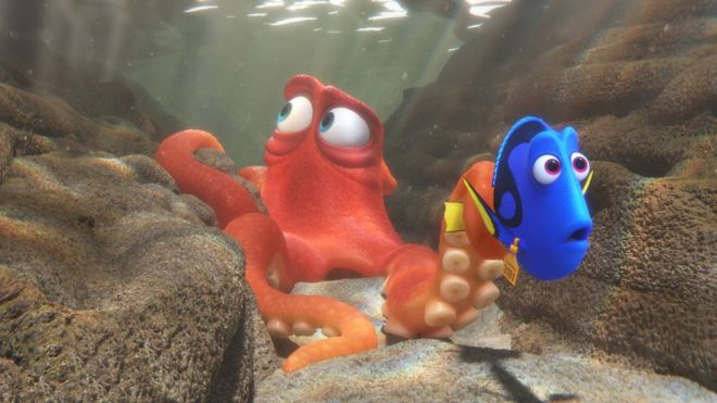 Finding Dory breaks US box office record