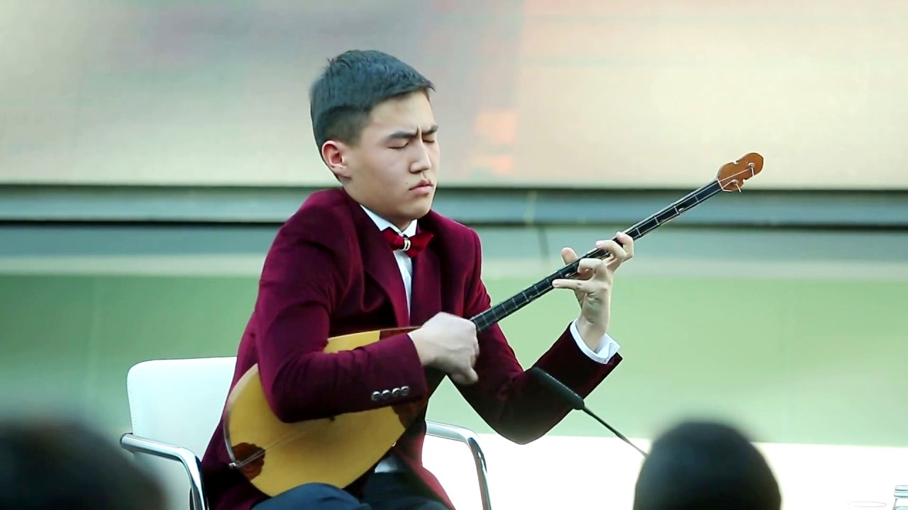 YOUNG KUI COMPOSER GIVES CONCERT IN ASTANA