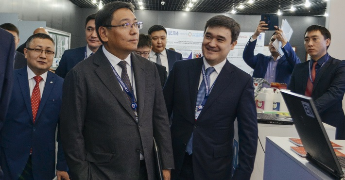 26 innovative projects presented in Astana