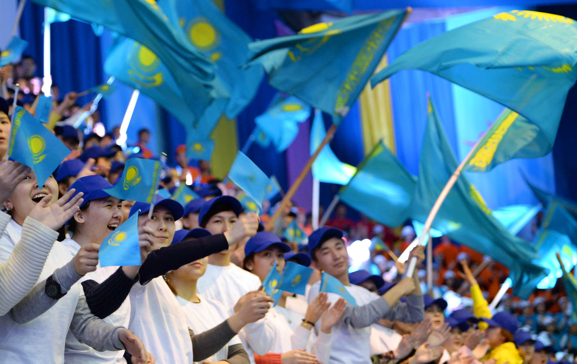 Kazakhstan is a bright evidence of the peaceful coexistence of people of different cultures