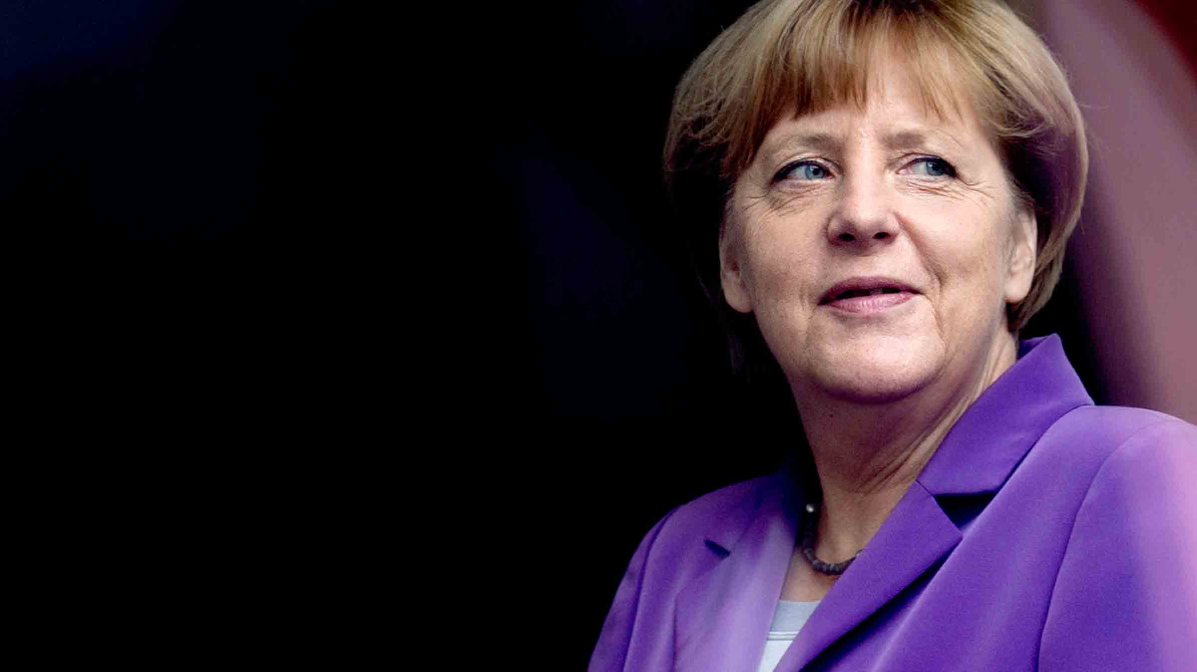 Angela Merkel eyes up fourth term as Germany's chancellor