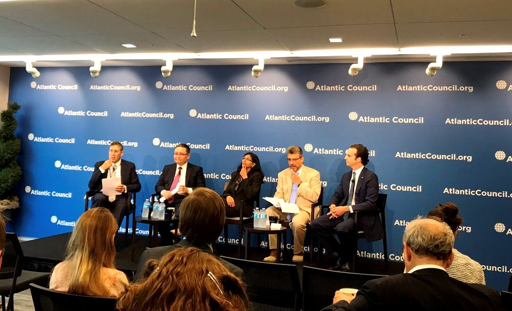 KAZAKHSTAN AND ATLANTIC COUNCIL