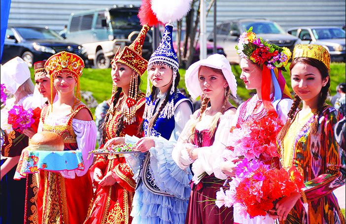 Kazakhstan Marks Day Of People's Unity