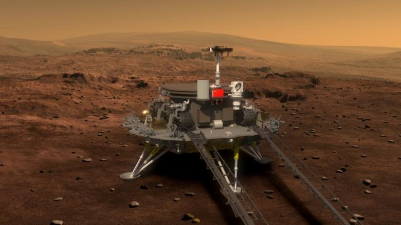 China: We will be on Mars by the end of 2020