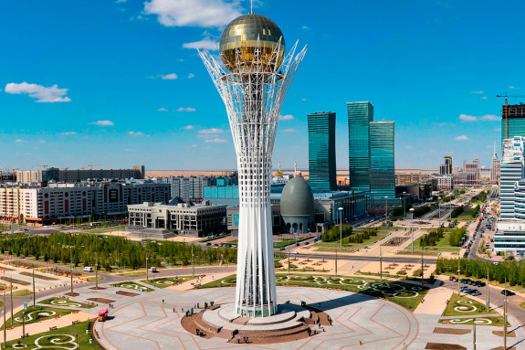 Astana - symbol of a young state