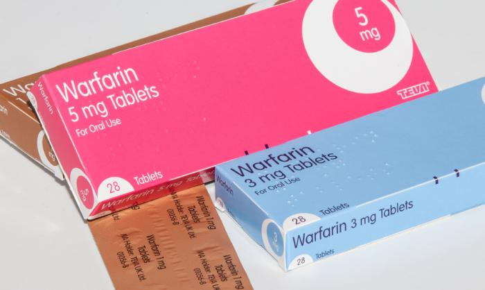Warfarin use for atrial fibrillation increases dementia risk