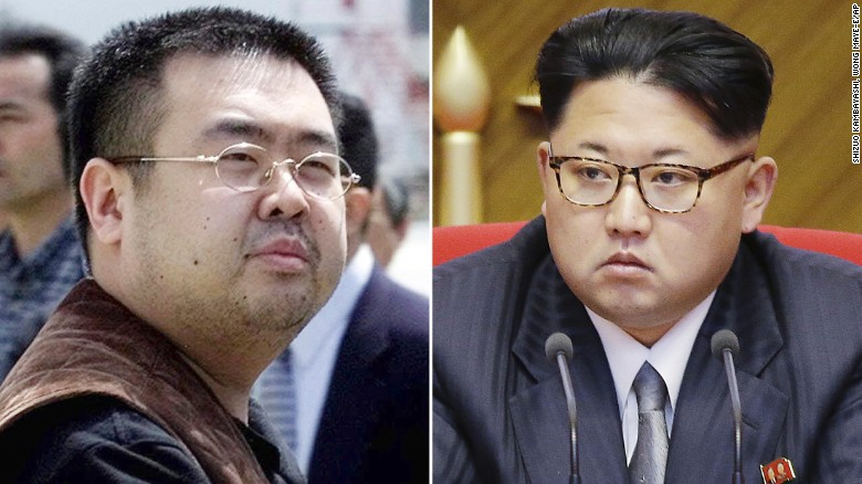 4 North Koreans sought in mysterious death of Kim Jong Nam