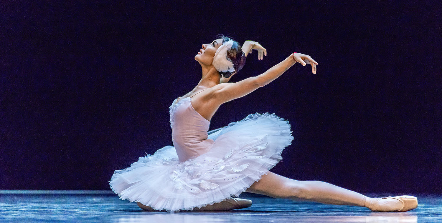 The Astana Ballet has performed in Monaco