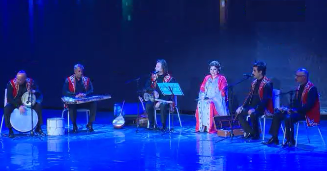 Turkish culture days held in Astana - Kazakh culture and traditions
