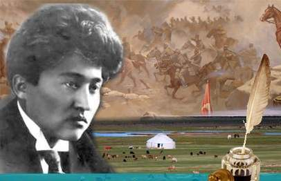 Magzhan Zhumabayev's poems have been translated into Azerbaijani language