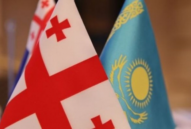 Kazakhstan and Georgia are set to strengthen their mutually beneficial cooperation
