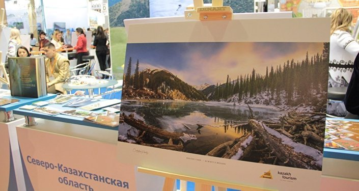 Kazakhstan Presents Gastronomic Tours at Exhibition in Moscow