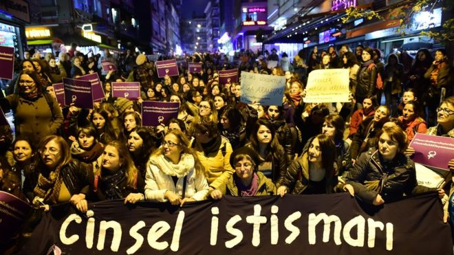 Turkish MPs to vote on controversial underage sex bill
