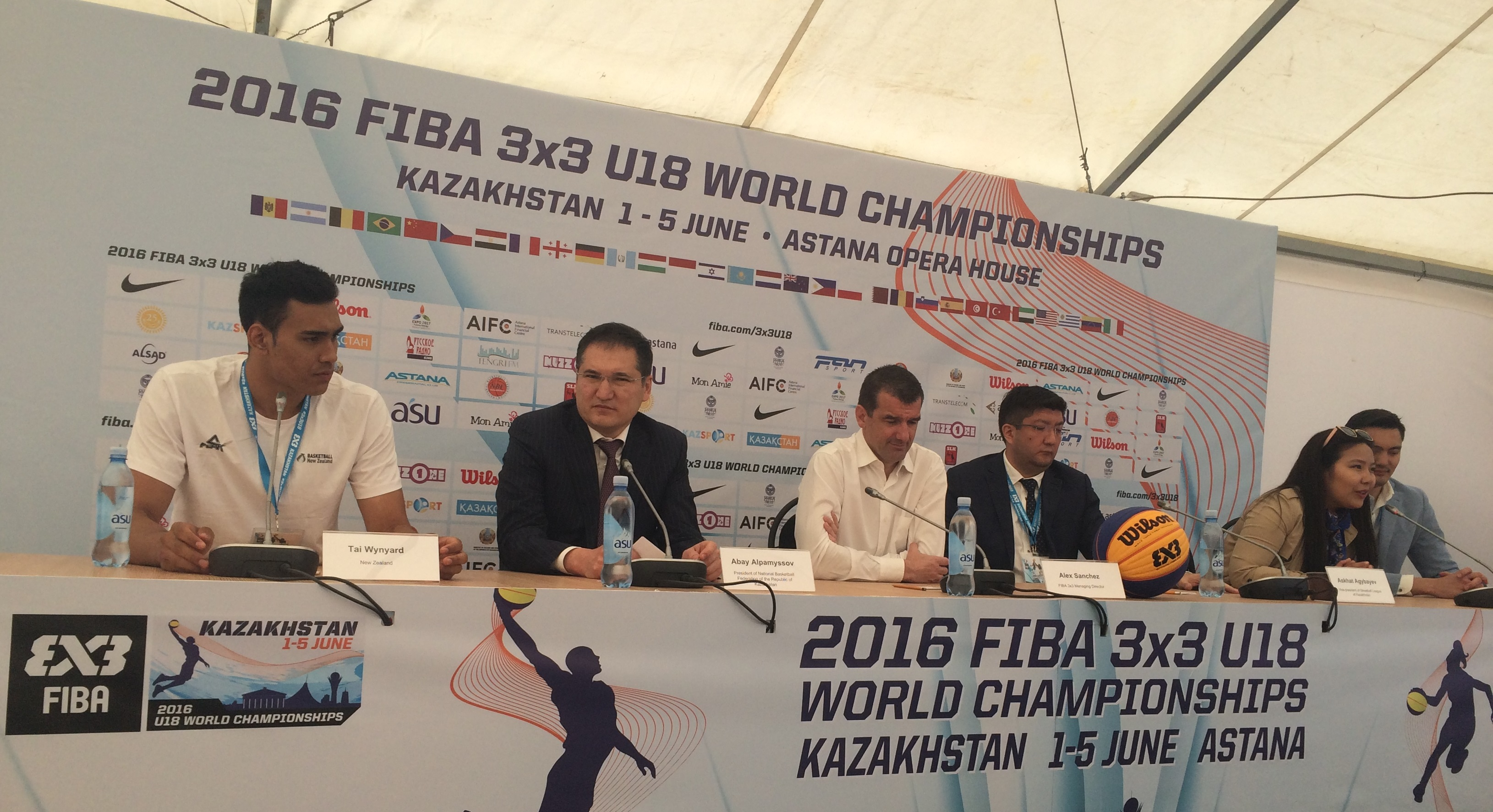 "FIBA 3x3: ""Streetball is to become an Olympic sport"""