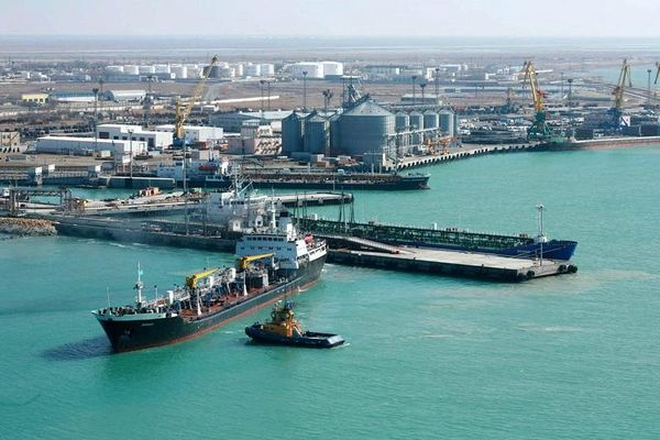 17,000 Tonnes of Grain Exported Through Aktau Seaport Since Beginning Of The Year