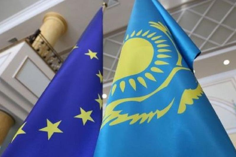 COOPERATION BETWEEN KAZAKHSTAN AND EUROPEAN UNION