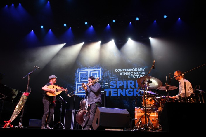 Astana hosted a concert of the world-famous composer Dhafer Youssef