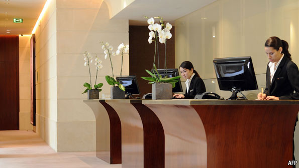 front desk politics Front desk office furniture offers the best value for new and pre- owned office furniture our showroom houses over a 1/2 acre of the finest used office furniture available in the north dallas area.