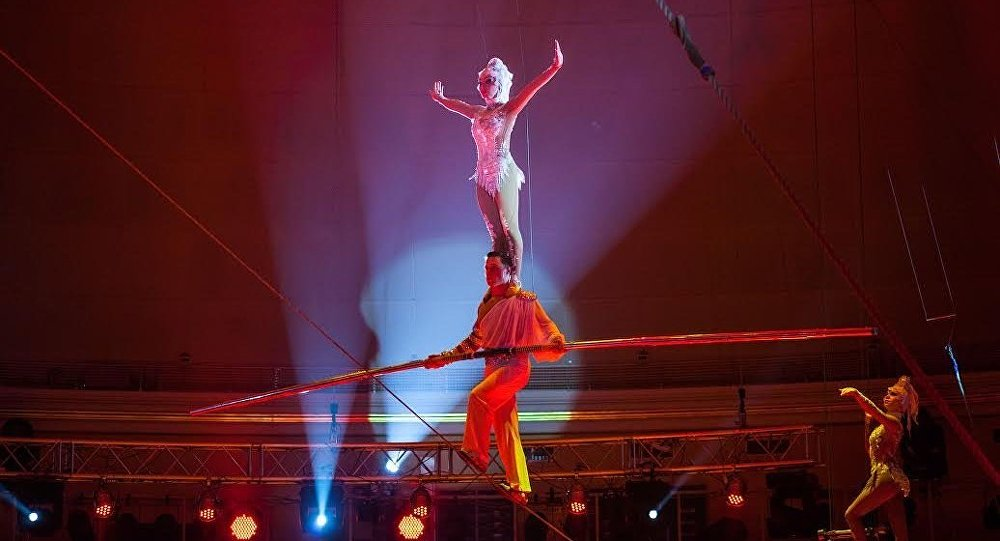 'Echo of Asia' International Festival of Circus Art