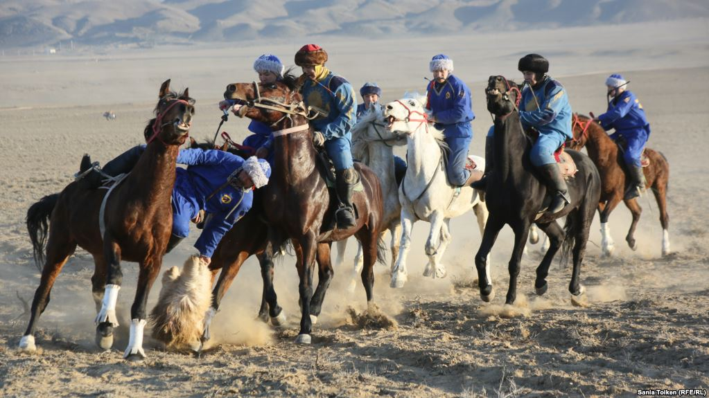 III World Nomad Games revive the historical and cultural heritage of nomadic people