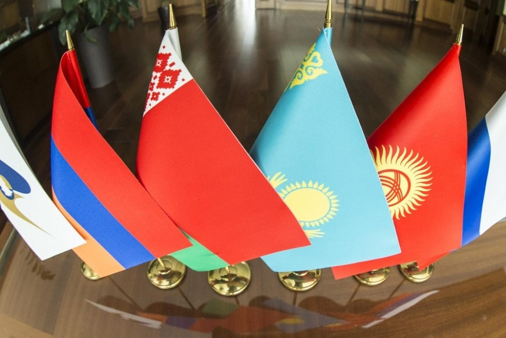 Kazakhstan increased its trade activities with members of EAEU