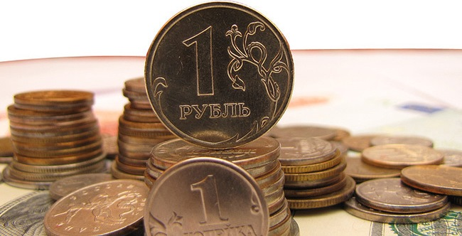Russian ruble to grow in Q1, 2016