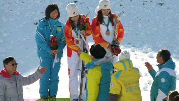 Universiade 2017 guests arrive in Almaty