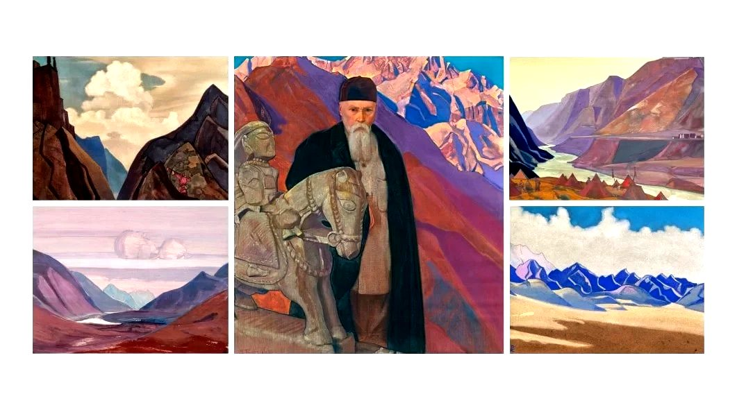 EXPOSITION OF NICHOLAS ROERICH MUSEUM HEADS TO ASTANA