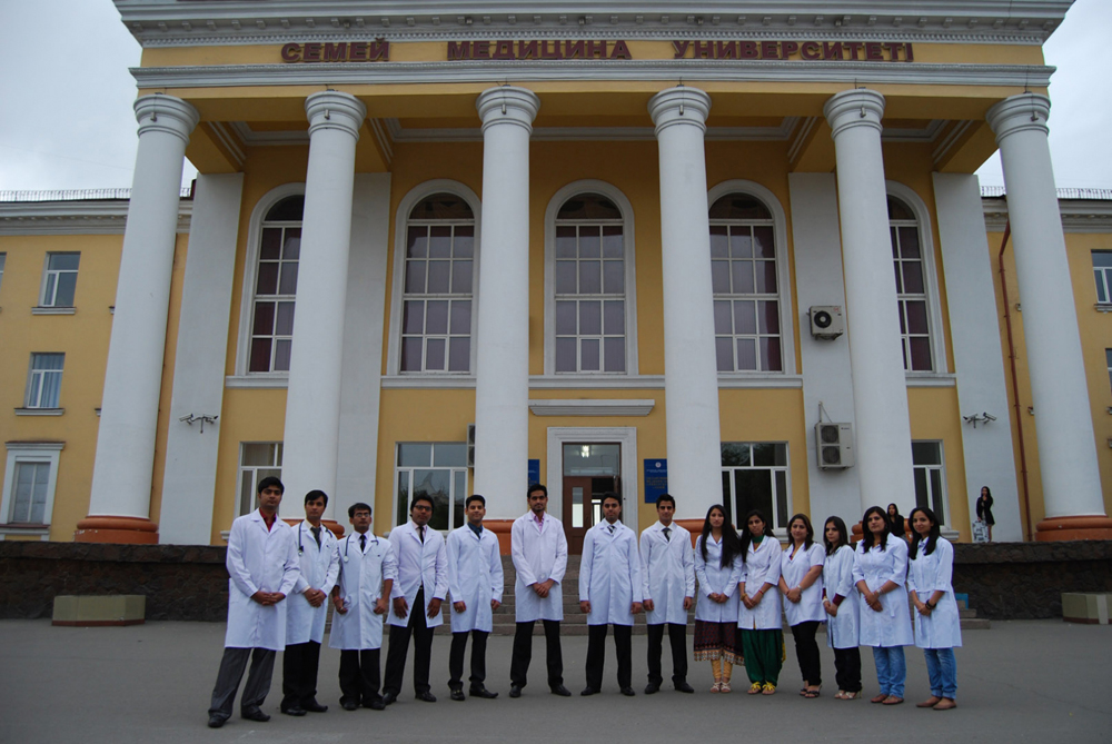 Foreign Students Choose Kazakh Universities