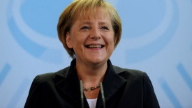 Merkel's party wins in Saarland bellwether vote for Germany