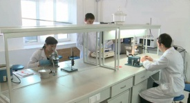 Kazakh scientists have presented a unique development