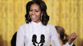 Michelle Obama's 6 motivational speeches