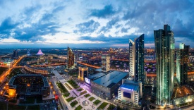 Kazakhstan ranked 42nd in index of economic freedom