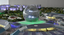 Foreign tourists who visited the EXPO in Astana shared their impressions