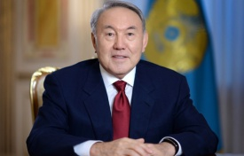 Discussion of the Kazakh president's address
